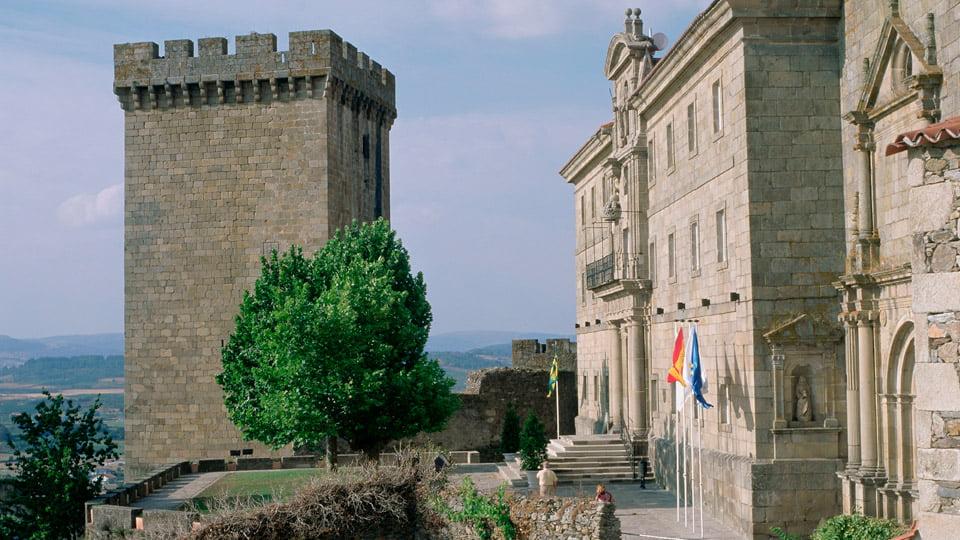 Monforte de Lemos Parador-Spain
