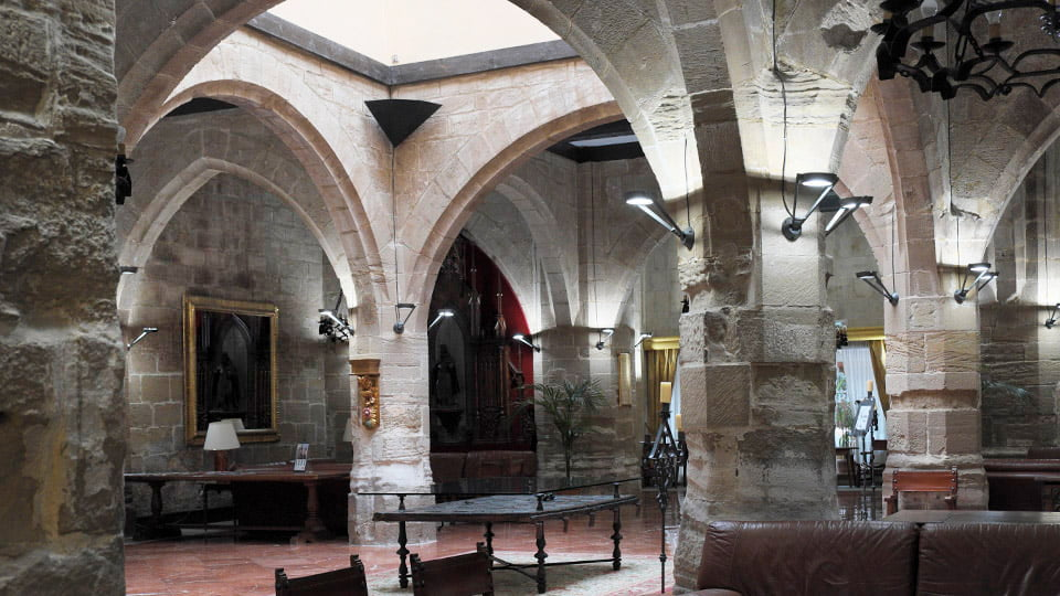 Parador of Santo Domingo de la Calzada-Spain