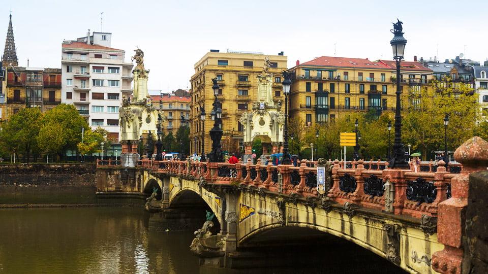 San Sebastian architecture-Spain