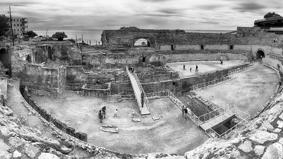 amphitheatre-tarragona-Spain