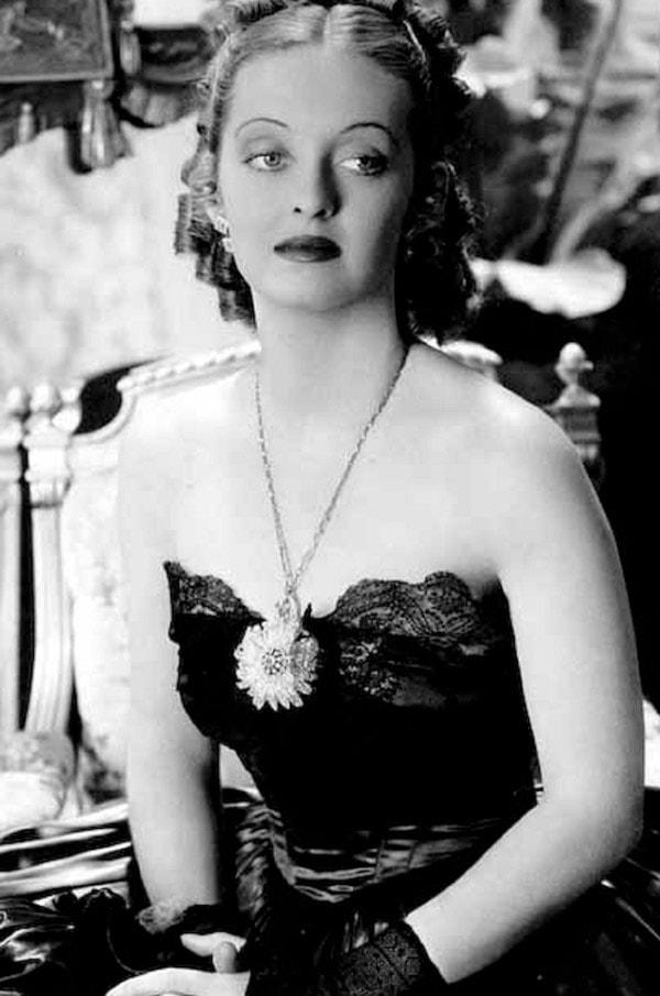 Bette Davis-Honorary award-San Sebastian