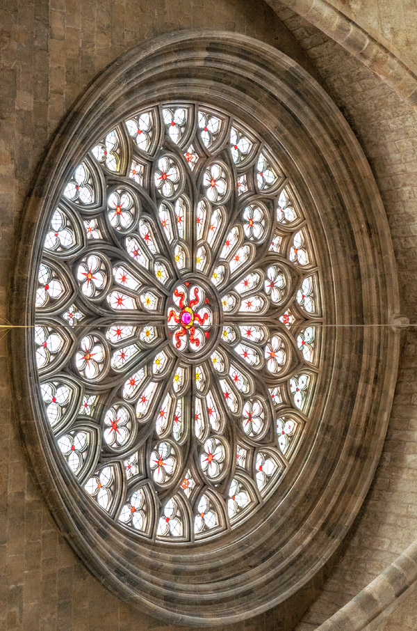 Tarragona cathedral-Spain