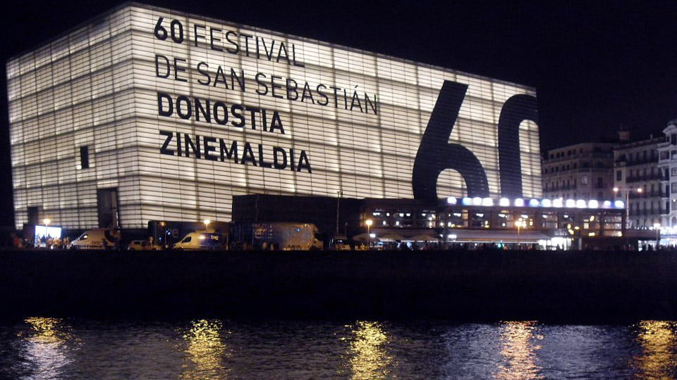 San Sebastian film festival-Spain