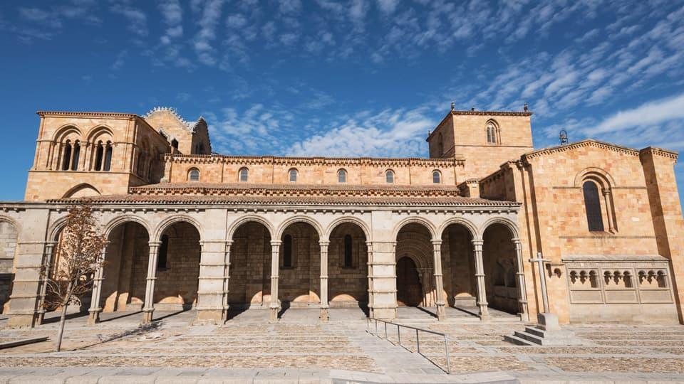Basílica of San Vicente-Ávila Spain