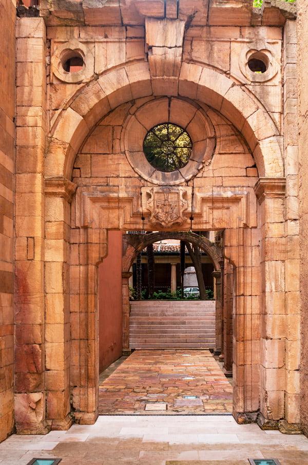 Baroque in Oviedo-Spain