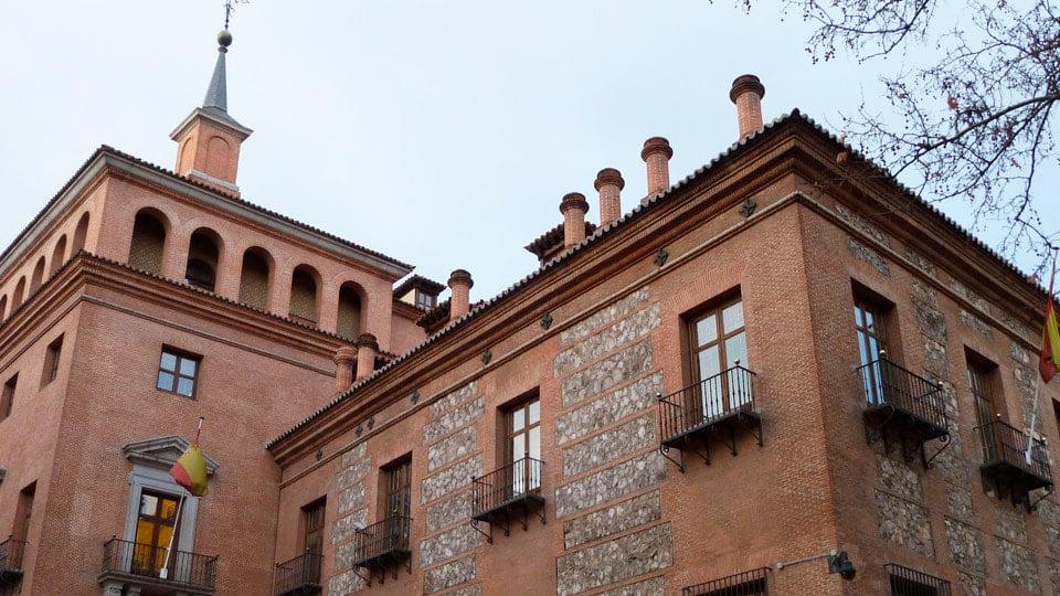 House of the seven chimneys-Madrid Spain