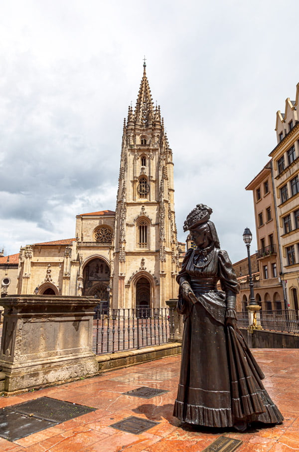 Oviedo Cathedral-Spain