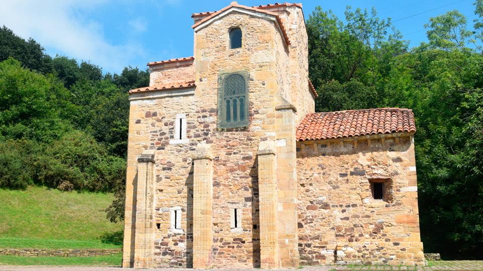 San Miguel de Lillo-Oviedo Spain