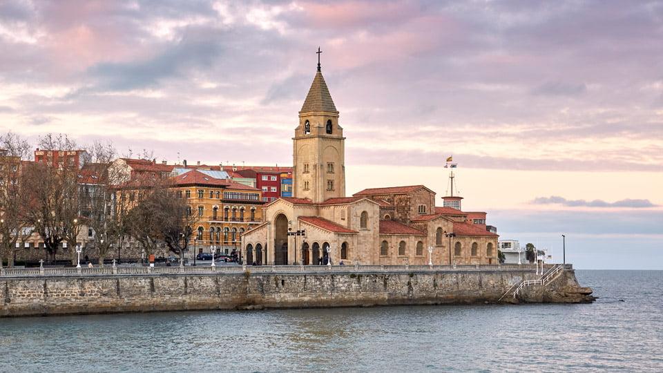 Gijón Asturias-Spain