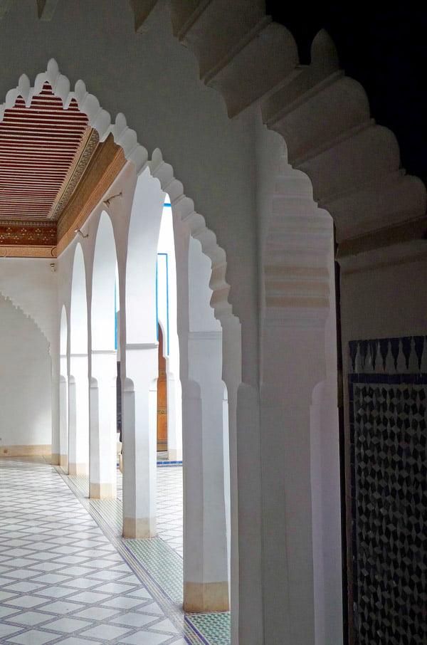 Palais Bahia-Marrakesh, Morocco