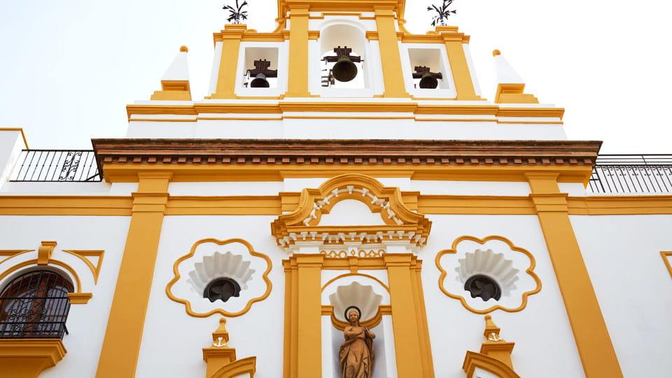 Triana neighborhood-Seville Spain