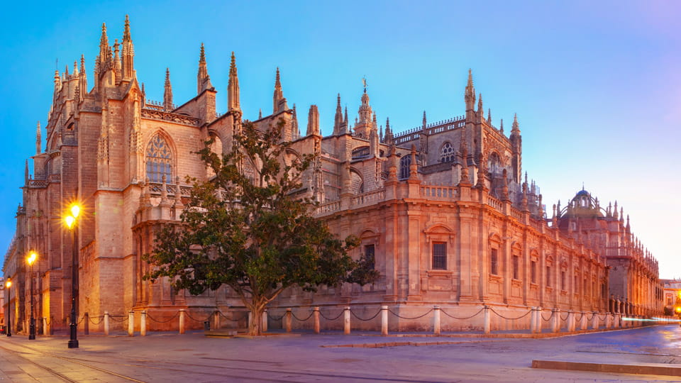 Seville cathedral-Spain
