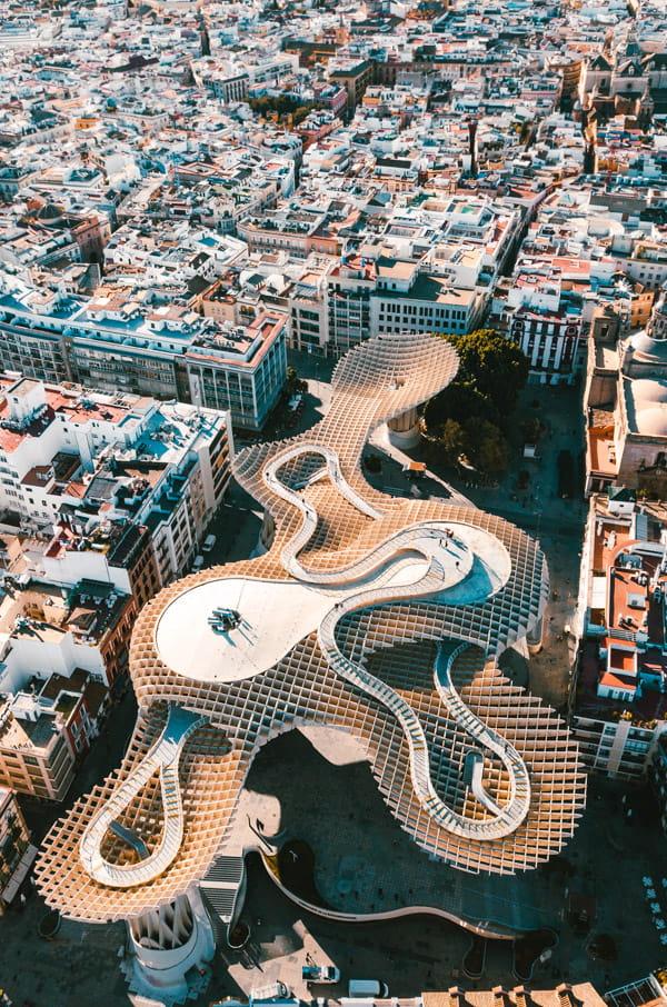 Seville Setas-Spain