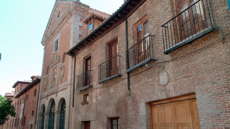Convent of the Trinitarias Descalzas Madrid-Spain