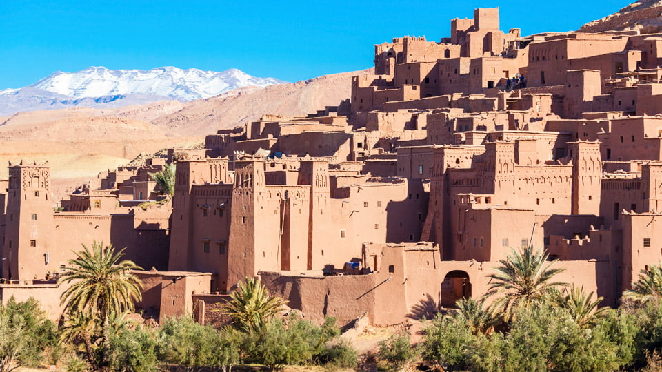 Game of Thrones Route in Morocco