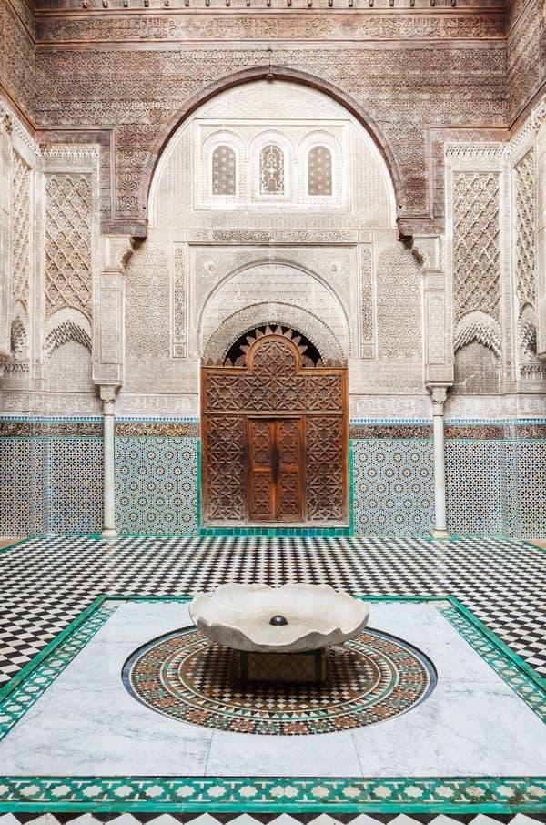 Medersa Al-Attarine - Fes