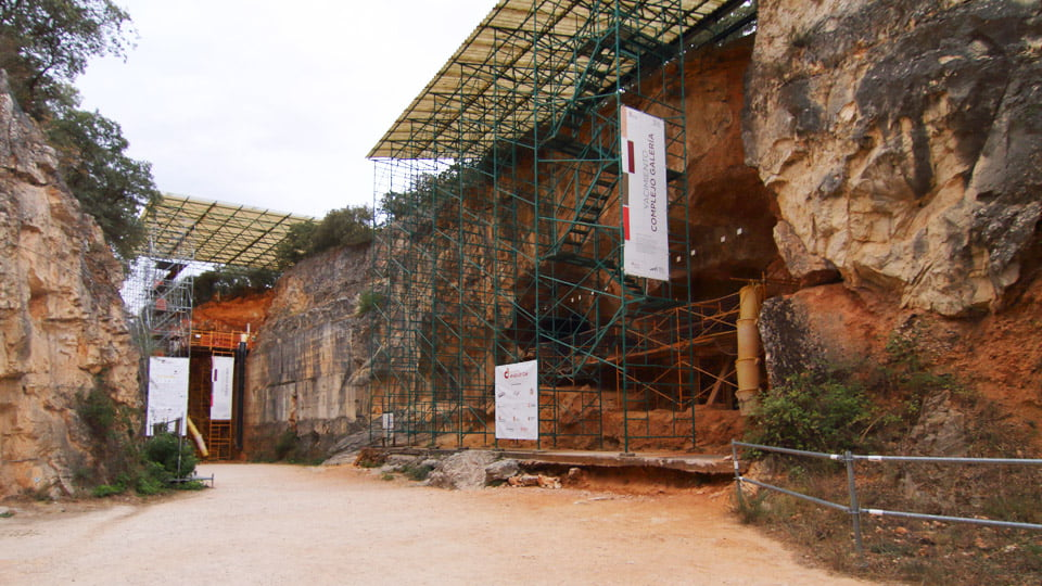 Atapuerca archaeological site
