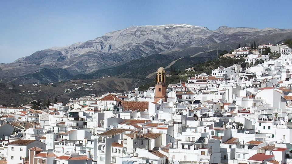 Axarquia, the last Mediterranean gem