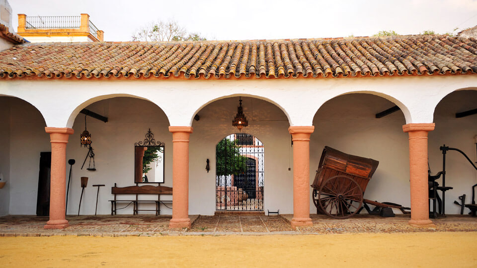 """""""Cortijo"""" (a traditional country house)"""