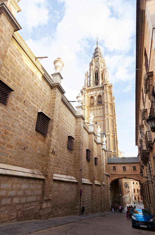 Toledo cathedral-Spain