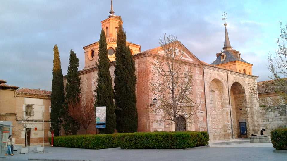 Chapel of the hearers Alcala Henares-Madrid, Spain