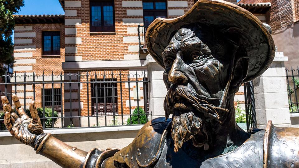 Don Quixote and the World Book Day