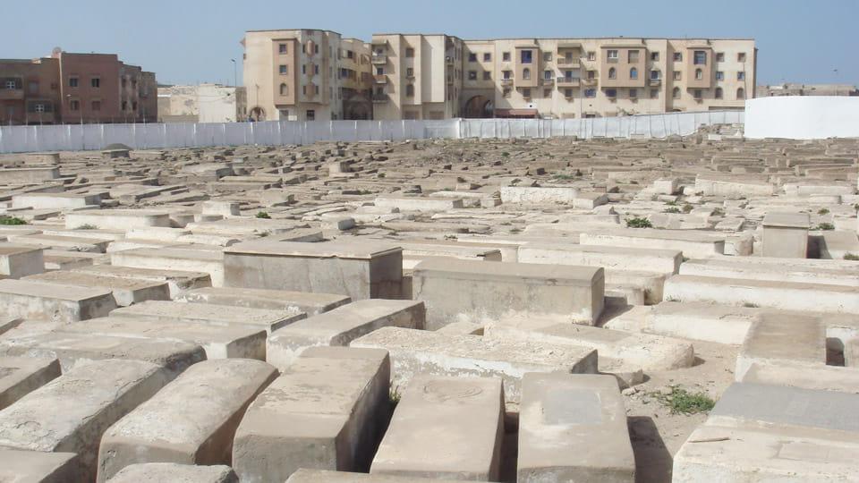 Jewish cemetery Essaouira