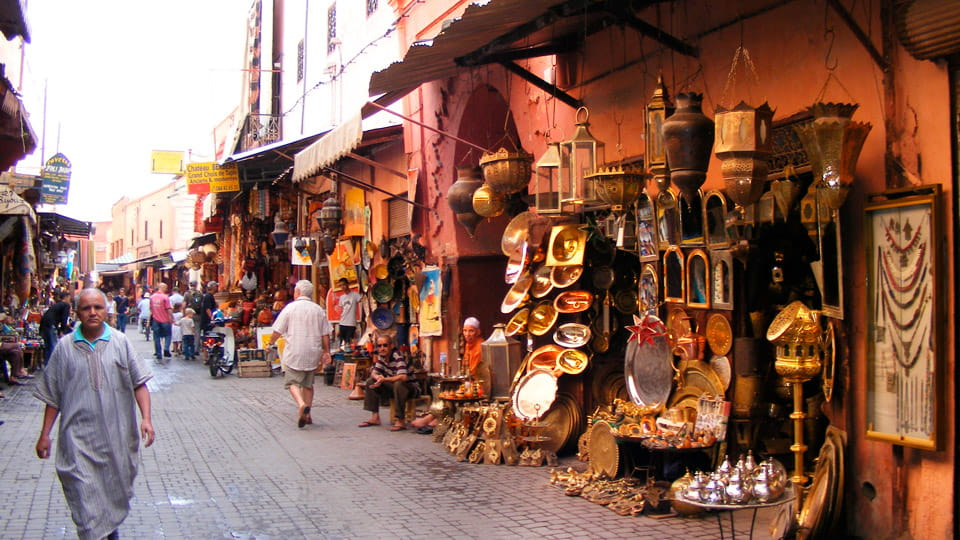 Marrakesh - Zoco