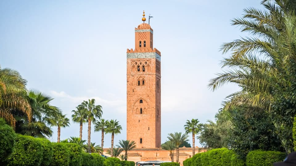 Minaret Koutoubia