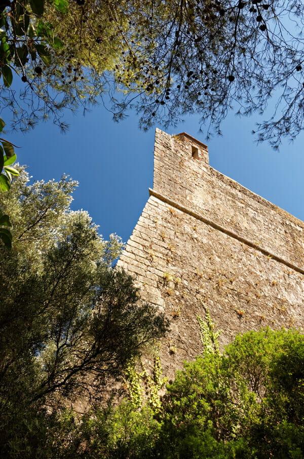 Fort of San Felipe in Setubal