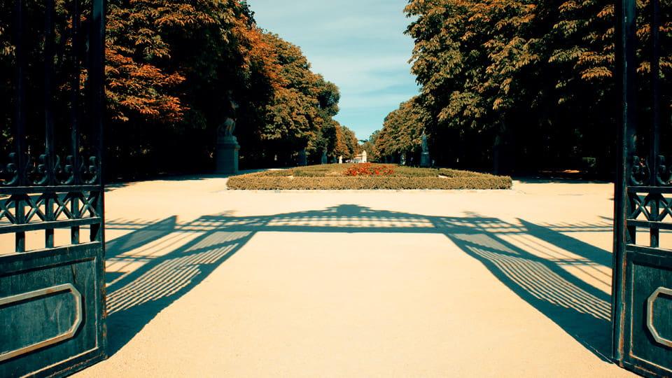 Retiro Park Madrid-Spain