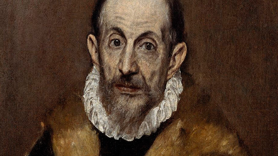 El Greco, Portrait of a Man