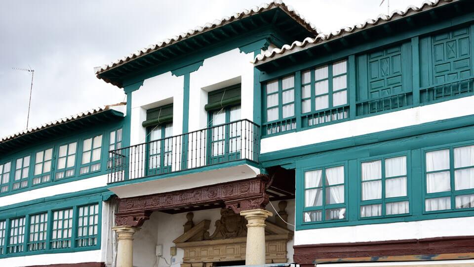 Corral de Comedias de Almagro. Spain