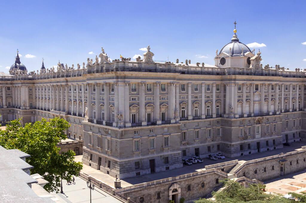 Madrid de los Austrias, Spain