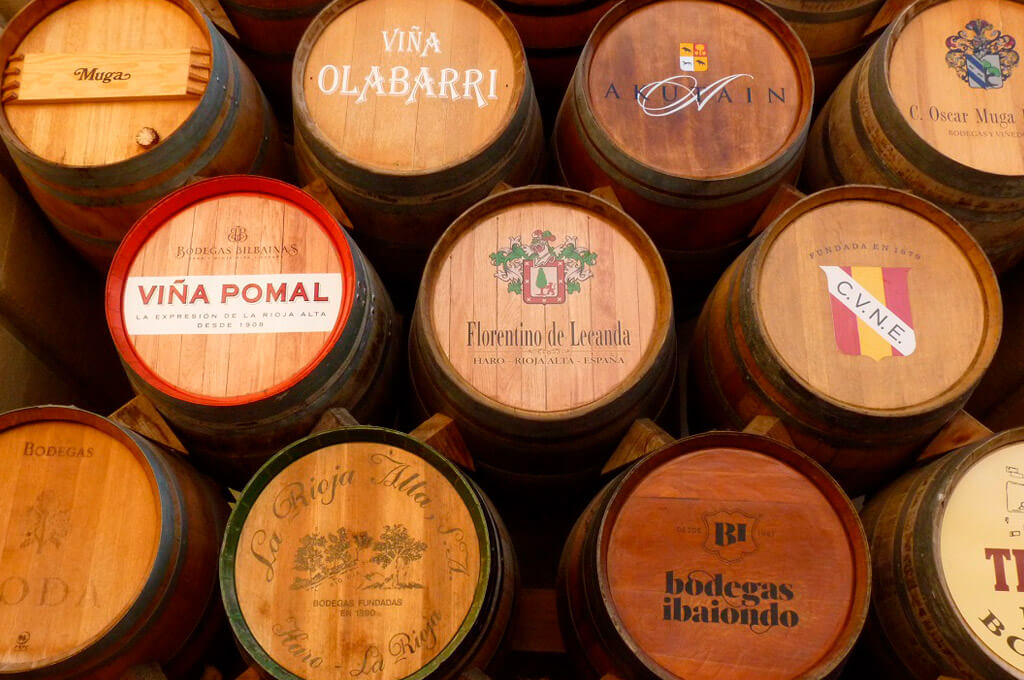 orld famous wineries in La Rioja