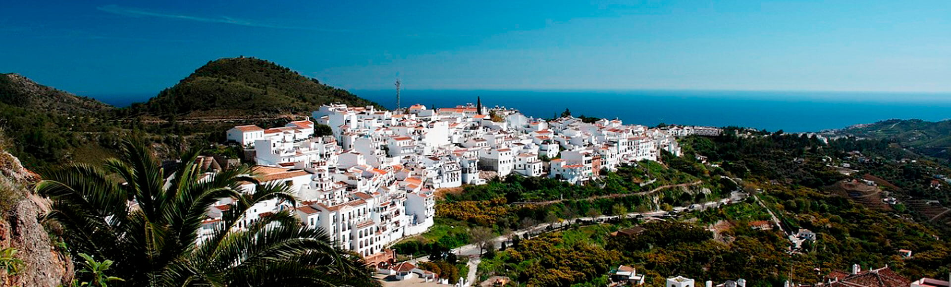 Axarquia, the beautiful Andalusian landscapes